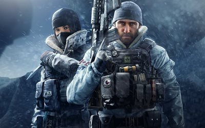 Tom Clancys, Rainbow Six Belägring, Special Forces, vinter