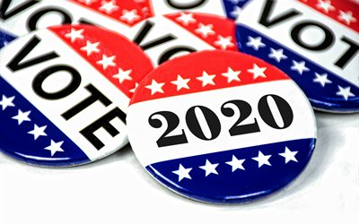 2020 United States presidential election, November 3, 2020, elections, USA, presidential electors, concepts