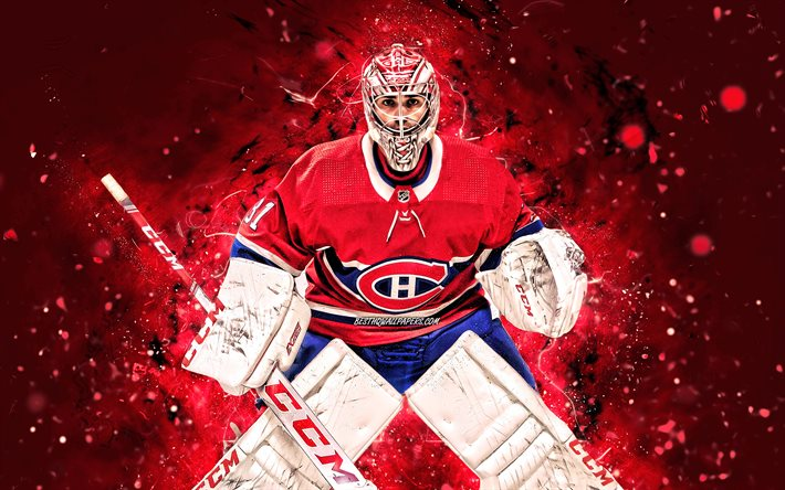 Download Wallpapers Carey Price 4k Montreal Canadiens Nhl Hockey Stars Red Neon Lights Hockey Players Hockey Usa Carey Price 4k Carey Price Montreal Canadiens For Desktop Free Pictures For Desktop Free