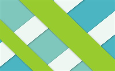 strips, lines, creative, colorful background, material design