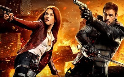 Resident Evil 6, The Final Chapter, Biohazard 6, 2016, Ruby Rose, William Levy