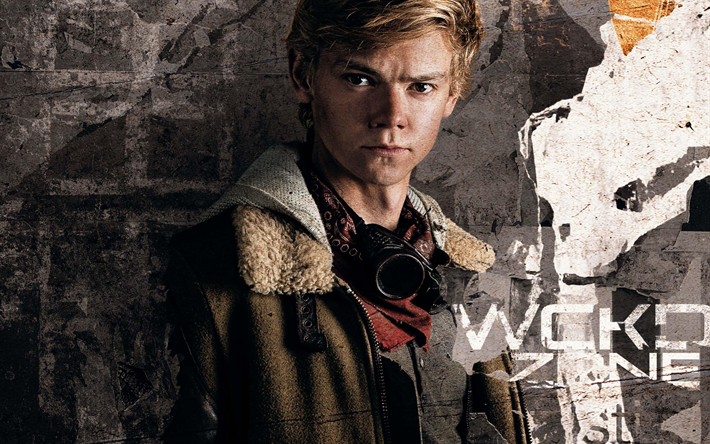 download wallpapers newt 4k maze runner the death cure