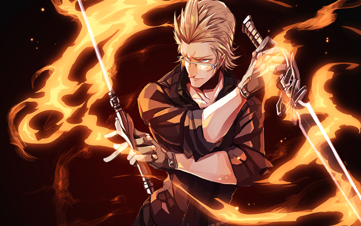 Final Fantasy Xv Wallpapers The Best 79 Images In 2018: Download Wallpapers Ignis Scientia, 2018 Games, RPG, Final