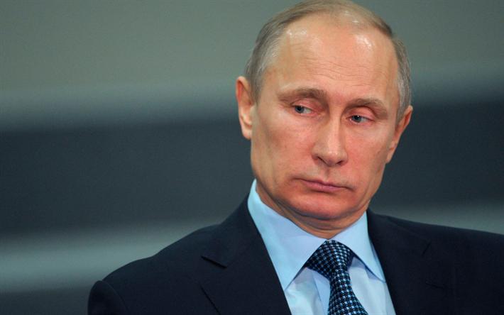 Download Wallpapers Vladimir Putin Portrait 4k Russian President Leader Of Russia For Desktop Free Pictures For Desktop Free