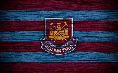 Download wallpapers West Ham United, 4k, Premier League ...