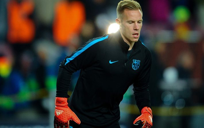 football, Marc-Andre ter Stegen, Barcelona, Young players, Goalkeeper