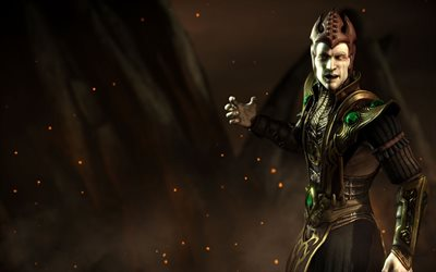 Mortal Kombat X, Shinnok, 文字, 格闘ゲーム, PlayStation4, Xbox One
