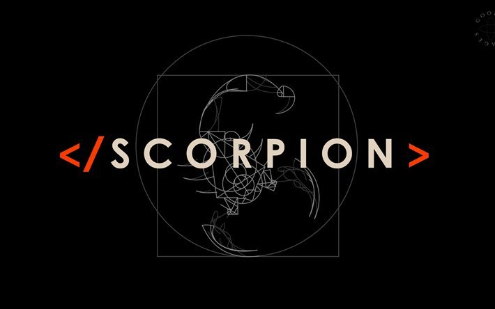 Download wallpapers scorpion 4k tv series 2017 movie - Tv series wallpaper 4k ...