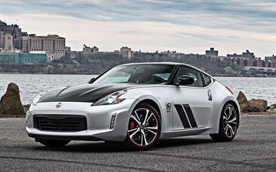 Nissan 370Z, 50th Anniversary Edition, 2020, Japanese sports car, special version, tuning 370Z, Japanese sports cars, Nissan
