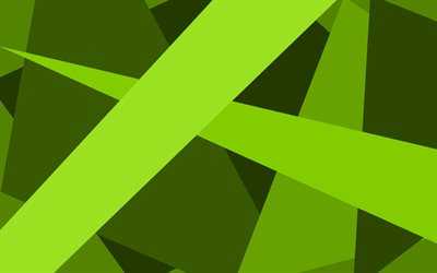 lime lines, creative, material design, geometric shapes, lime backgrounds, geometric art, background with lines