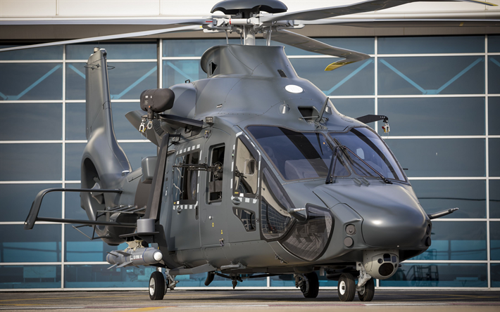 Airbus H160M Guepard, Sea Venom anti-ship missile, french combat helicopter, Airbus Helicopters, H160M, French Navy, military helicopters