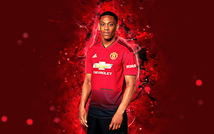 274877bcd Download wallpapers Anthony Martial