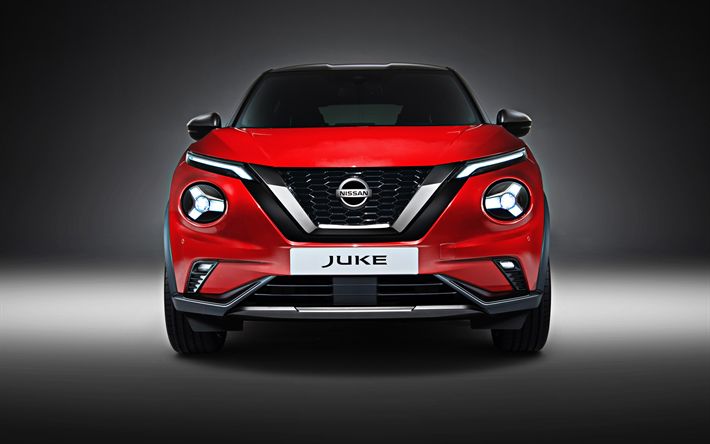 Download Wallpapers Nissan Juke 2020 Front View New
