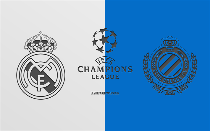 Descargar Fondos De Pantalla Real Madrid Vs Club Brugge