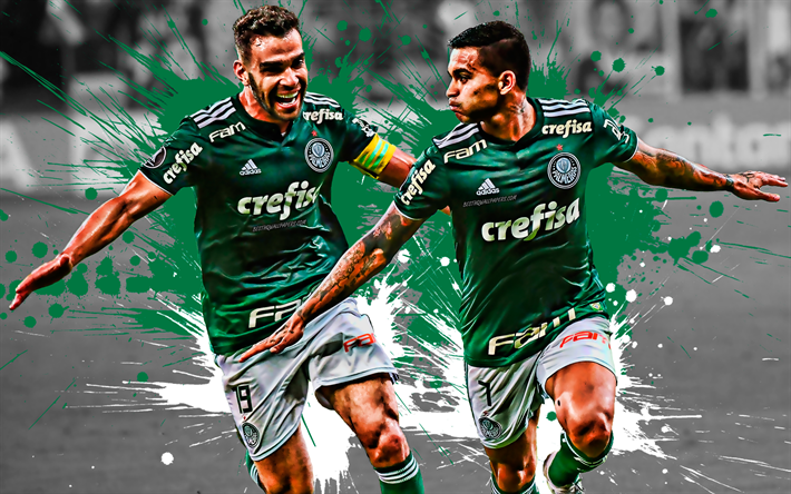 Download Wallpapers Dudu, Bruno Henrique, 4k, Brazilian