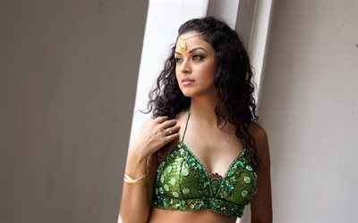 Maryam Zakaria, indian actress, beauty, Bollywood, brunette