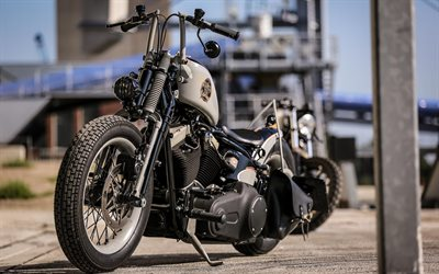 Harley-Davidson, cool motorcycle, motorcycle tuning, american motorcycles, Customized Harley-Davidson Motorcycles