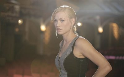 Yvonne Strahovski, 4k, australian actress, Hollywood, beauty