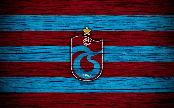 Download Wallpapers Trabzonspor, 4k, Turkey, Wooden
