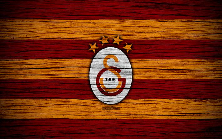 Descargar Fondos De Pantalla El Galatasaray 4k Turquía