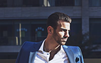 Nyle Dimarco, 2019, american celebrity, guys, Hollywood, american actor, Nyle Dimarco photoshoot
