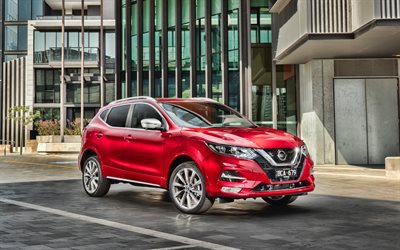 Nissan Qashqai N-Sport, 4k, crossover, 2020 le auto, HDR, 2020 Nissan Qashqai, auto giapponesi, Nissan