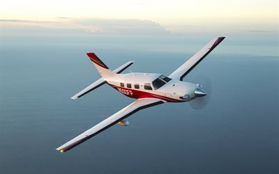 Piper PA-46, Light aircraft, air flights, Piper Aircraft, small planes