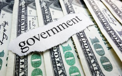 government, money background, dollars, budget concepts, business concepts