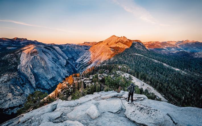 Descargar Fondos De Pantalla El Parque Nacional De Yosemite