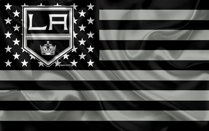 Download Wallpapers Los Angeles Kings American Hockey Club