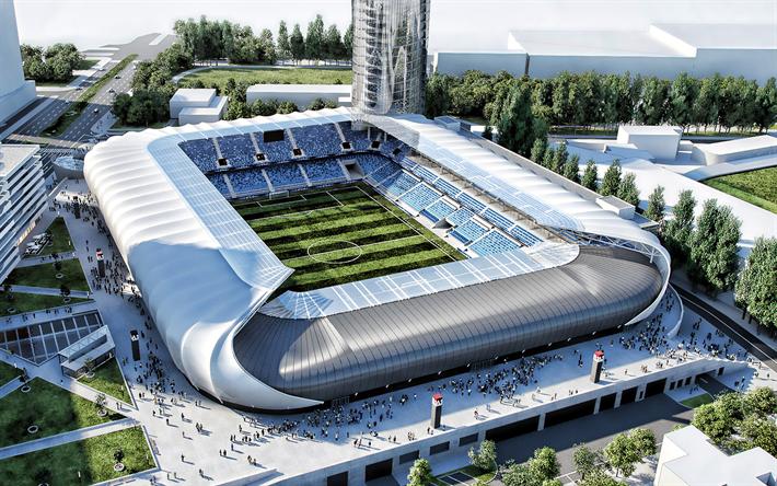 b41e4a7b44c31 National Football Stadium, Bratislava, Slovakia, project, new football  stadium, SK Slovan