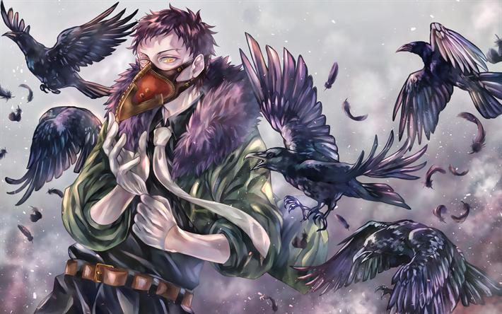 Sada's Persona Compodium Thumb2-kai-chisaki-crows-boku-no-hero-academia-black-birds-villain-overhaul