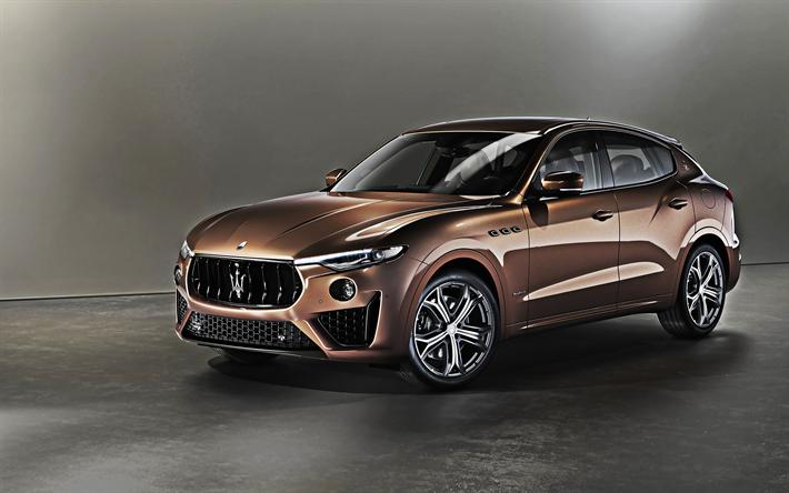 Download wallpapers maserati levante s q4 gransport 2019 zegna pelletessuta tuning luxury - Maserati levante wallpaper ...