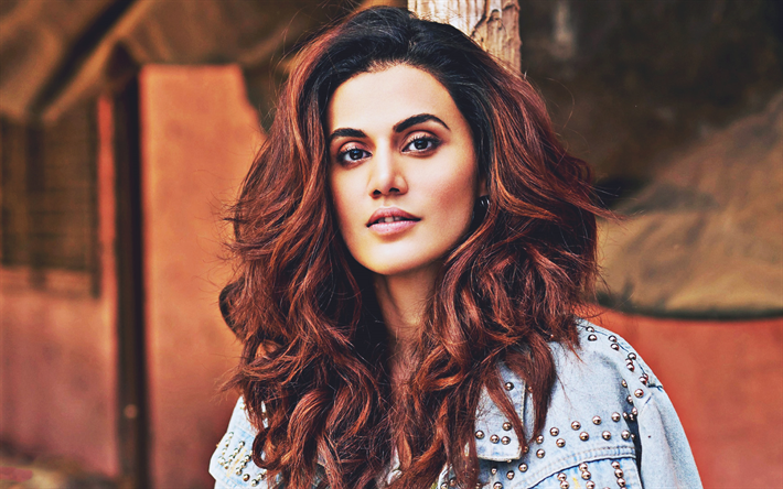 Taapsee Pannu, close-up, Bollywood, indian celebrity, beauty, indian actress, Taapsee Pannu photoshoot