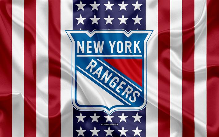 Download wallpapers New York Rangers