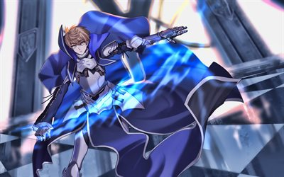 Arthur Pendragon, manga, Prototype, Fate Grand Order, TYPE-MOON, Fate Series
