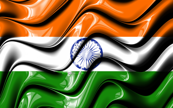 Download wallpapers indian flag 4k asia national symbols flag of india 3d art india asian - Indian flag 4k wallpaper ...