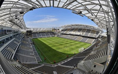 Banc of California Stadium, Los Angeles FC Stadium, soccer stadium, MLS, Los Angeles, California, Major League Soccer, Los Angeles FC, football stadium, soccer