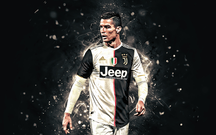 finest selection b4230 c213a Download wallpapers Cristiano Ronaldo, 2019, new uniform ...