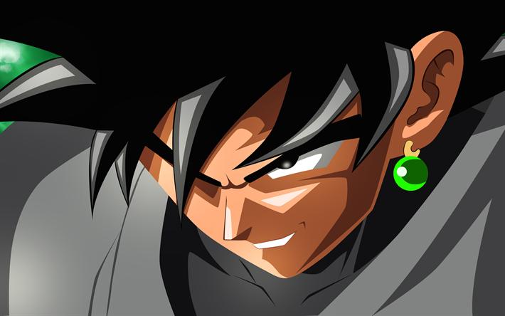 Download Wallpapers Goku Black 4k Dbz Dragon Ball Manga Dragon Ball Z For Desktop Free Pictures For Desktop Free