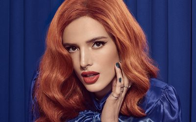 Bella Thorne, 2019, american actress, beauty, ginger woman, Annabella Avery Thorne, american celebrity, Bella Thorne photoshoot