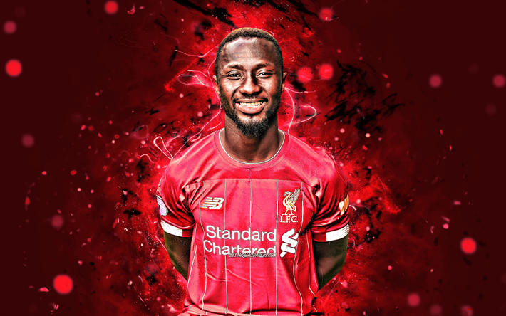 Download Wallpapers Naby Keita, Season 2019-2020, Guinean