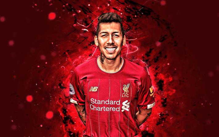 Liverpool Wallpaper Liverpool Roberto Firmino