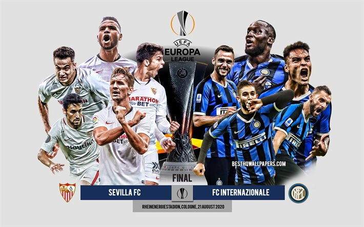 download wallpapers sevilla fc vs inter milan 2020 uefa europa league final football match football players creative promo europa league football sevilla fc vs fc internazionale for desktop free pictures for desktop download wallpapers sevilla fc vs inter