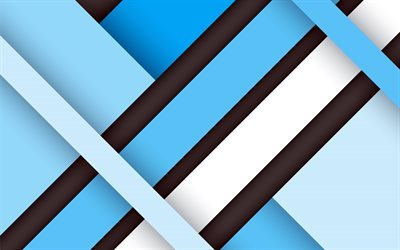 Download wallpapers lines 4k android blue background geometry abstract material art for - 18 by 9 wallpaper ...