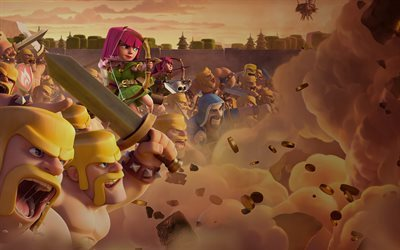 Clash of Clans, 2016 games, Clan Wars