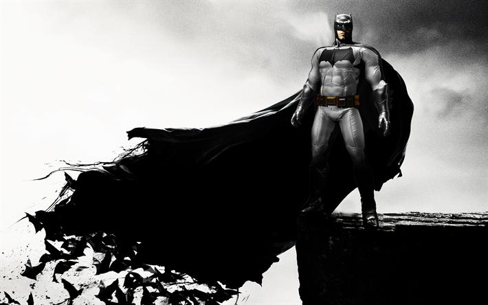 Scarica sfondi batman supereroi arte creative per for Sfondi batman