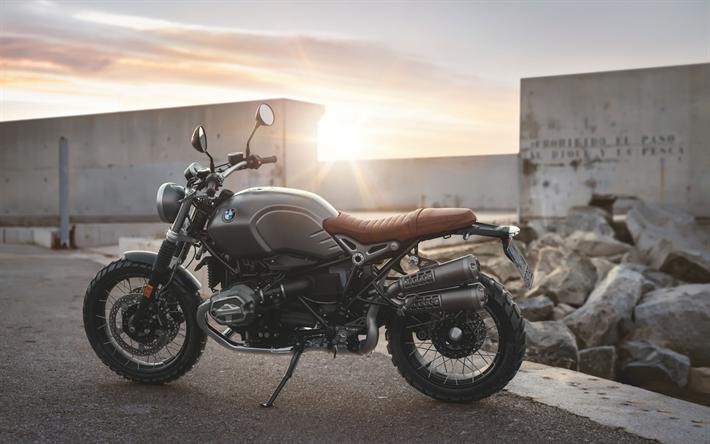4k BMW R NineT Scrambler Superbikes 2017 Bikes New