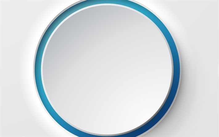 gray background with blue circle, circle background, blue lines circle background, creative circles background