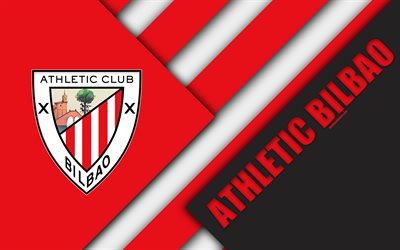 Download wallpapers Athletic Bilbao FC, 4K, Spanish ...